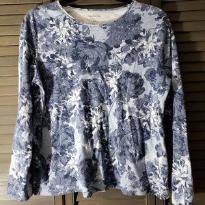🌹4 for $20 - Basic Floral Long Sleeve